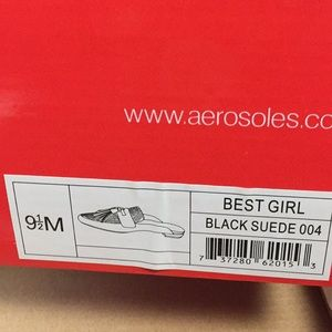 53f03c4e0a3 AEROSOLES Shoes - 🎁 NIB Aerosoles BEST GIRL Suede Tassel Loafers